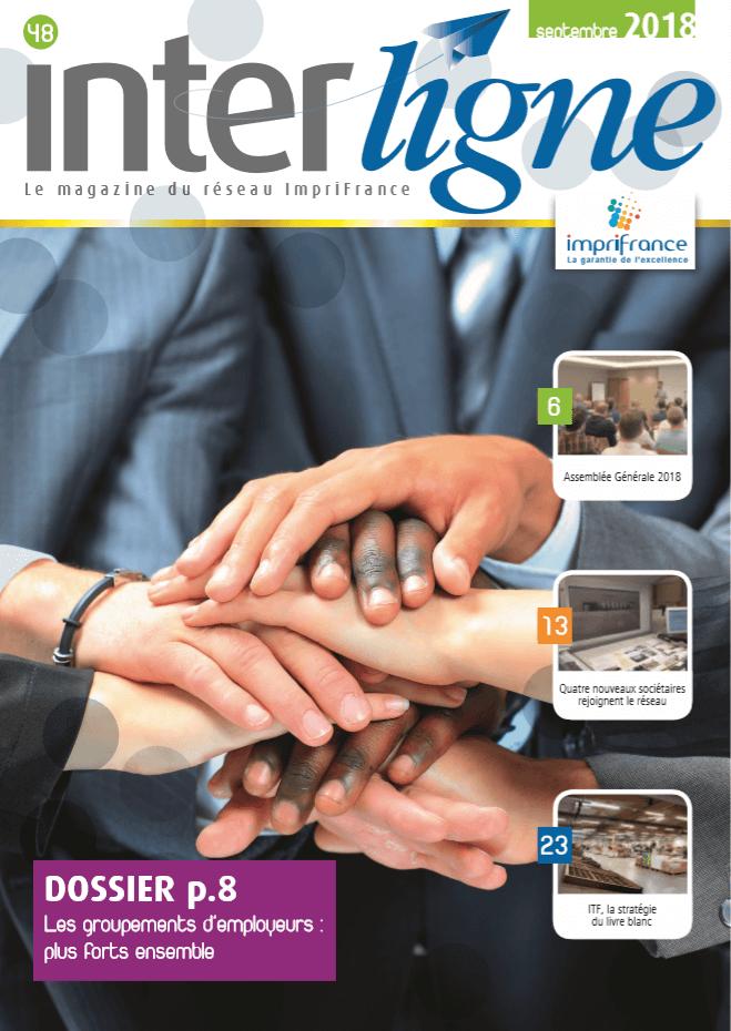 Les Groupements d'Employeurs plus forts ensemble dans Interligne